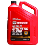 Motorcraft Motor Oil 5W-20 (5.1qt/4.824л)